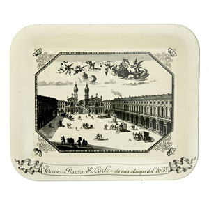 Torino by Fornasetti