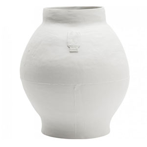 Big White Pot by Hella Jongerius