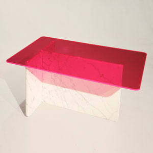Stock Coffee Table by Giorgia Zanellato