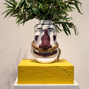 Maschera #3 by Andrea Branzi