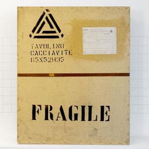 Tavolino Cacciavite by Achille e Pier Giacomo Castiglioni