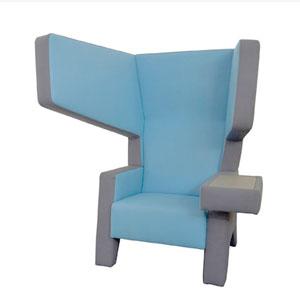 Ear Chair by Jurgen Bey