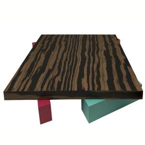Tavolo da salotto by Ettore Sottsass