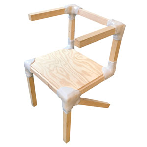 Workshop Chair by Jerszy Seymour