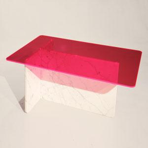 Stock Coffee Table by Giorgia Zanellato