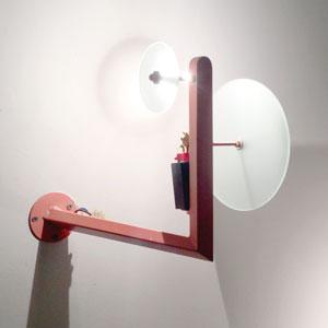 Light Tree by Nanda Vigo