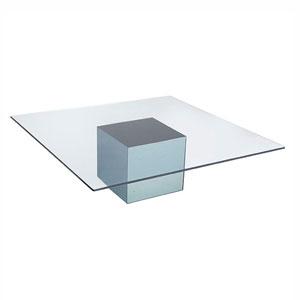 Tavolino Blok by Nanda Vigo
