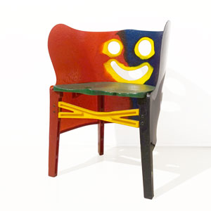 Crosby by Gaetano Pesce
