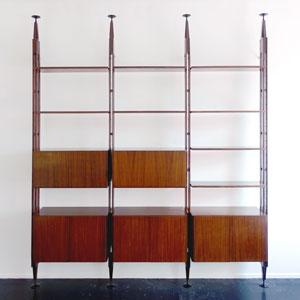 Libreria LB7 by Franco Albini