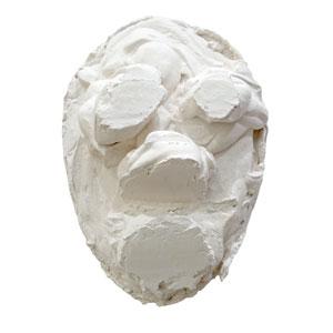 Studio per una maschera #17 – Giovanni De Francesco