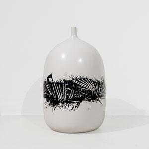 Vaso by Emilio Scanavino